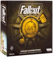 Настольная игра Мир Хобби Fallout: Новая Калифорния / 915155 -