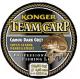 Леска монофильная Konger Team Carp Camou Dark Grey 0.35мм 1000м / 236001035 -