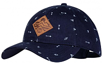 Бейсболка Buff Baseball Cap Kids Arrows Denim (120052.788.10.00) -