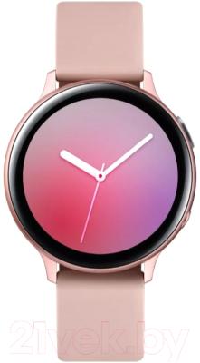 Умные часы Samsung Galaxy Watch Active2 44mm Aluminium / SM-R820NZDRSER умные часы samsung galaxy watch active2 cталь 40мм сталь