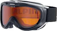 Маска горнолыжная Alpina Sports Freespirit DH S2 / A7008131 (черный) -