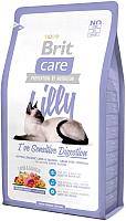 Корм для кошек Brit Care Cat Lilly I've Sensitive Digestion / 132615 (7кг) -