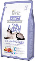 Корм для кошек Brit Care Cat Lilly I've Sensitive Digestion / 132616 (2кг) -