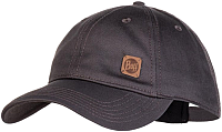 Бейсболка Buff Baseball Cap Solid Solid Pewter Grey (117197.906.10.00) -