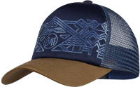 Бейсболка Buff Trucker Cap Kids Kasai Night Blue (122561.779.10.00) -