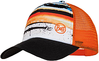 Бейсболка Buff Trucker Cap Kids Sharky Multi (120047.555.10.00) -
