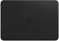 Чехол для ноутбука Apple Leather Sleeve for 16 MacBook Pro Black / MWVA2 -