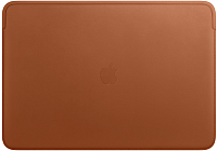 Чехол для ноутбука Apple Leather Sleeve for 16 MacBook Pro Saddle Brown / MWV92 -