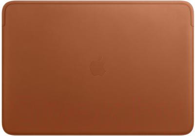 Чехол для ноутбука Apple Leather Sleeve for 16 MacBook Pro Saddle Brown / MWV92