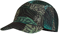 Бейсболка Buff Pack Kids Cap Stony Green (120117.845.10.00) -