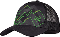 Бейсболка Buff Trucker Cap Sone Black (122602.999.10.00) -