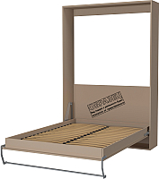 Шкаф-кровать Макс Стайл Smart 18мм 90x200 (бежевый U200 ST9) -