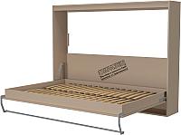 Шкаф-кровать Макс Стайл Strada 18мм 90x200 (бежевый U200 ST9) -