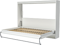Шкаф-кровать Макс Стайл Strada 18мм 160x200 (светло-серый U708 ST9) -