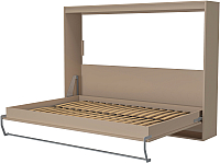 Шкаф-кровать Макс Стайл Strada 18мм 160x200 (бежевый U200 ST9) -