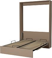 Шкаф-кровать Макс Стайл Studio 18мм 140x200 (бежевый U200 ST9) -