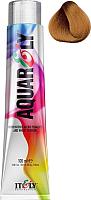 Крем-краска для волос Itely Aquarely 8D/8.3 -