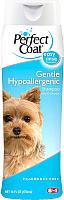 Шампунь для животных 8in1 Perfect Coat Gentle Hypoallergenic (473мл) -