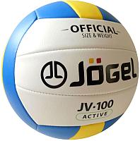 Мяч волейбольный Jogel JV-100 (р-р 5) -