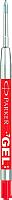 Стержень гелевый Parker Gel 0.7 S0881270 (красный) -