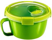 Ланч-бокс Curver To Go Noodles 00952-Y32-00 / 232569 (зеленый) -