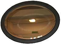 Зеркало Гамма Люкс 3 (камень темный) -