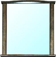 Зеркало Гамма Люкс 4 (камень темный) -