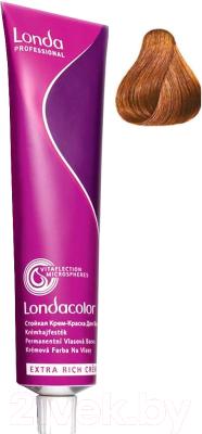 Крем-краска для волос Londa Professional Londacolor Стойкая Permanent 8/34
