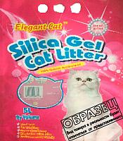 Наполнитель для туалета Elegant Cat Клубника (20кг) -