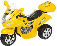 Детский мотоцикл Babyhit Little Racer (желтый) -