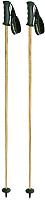 Горнолыжные палки Komperdell Alpine Universal Carbon Bamboo / 1482215-10 (р.115) -