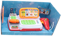 Касса игрушечная Симбат Кассовый аппарат / B1782757 -