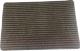 Коврик грязезащитный No Brand Proline придверный / 400-006 (коричневый) -