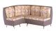 Уголок кухонный мягкий Мебель Холдинг Беседа-2 левый / 860 -
