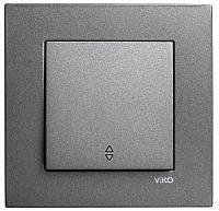 Выключатель Viko Novella / 92105404 -