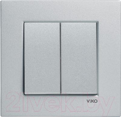 Выключатель Viko Novella 92105002