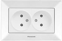 Розетка Panasonic Arkedia WMTC02042WH-BY -