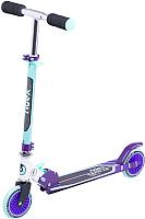 Самокат Ridex Rapid 125мм (мятный/фиолетовый) -