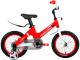 Детский велосипед Forward Cosmo 12 2020 / RBKW0LME1003 (красный) -