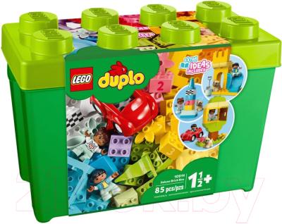 Конструктор Lego DUPLO Classic Большая коробка с кубиками 10914