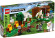 Конструктор Lego Minecraft Аванпост разбойников 21159 -