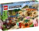 Конструктор Lego Minecraft Патруль разбойников 21160 -