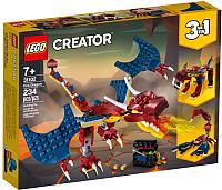 Конструктор Lego Огненный дракон 31102 -