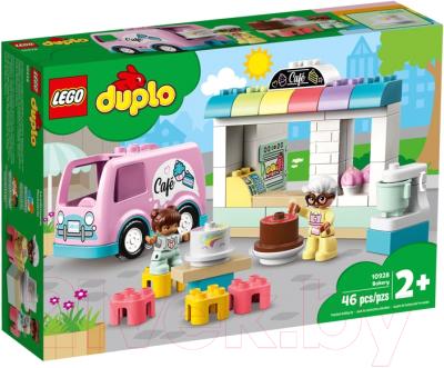 Конструктор Lego Duplo Пекарня 10928 хлебников владимир хлебопечка домашняя пекарня
