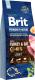 Корм для собак Brit Premium by Nature Light / 526604 (15кг) -