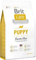 Корм для собак Brit Care Puppy All Breed Lamb & Rice / 132702 (1кг) -