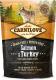 Корм для собак Carnilove Salmon & Turkey for Large Breed Adult / 150828 (1.5кг) -