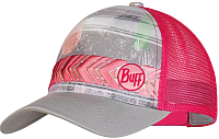 Бейсболка Buff Trucker Cap Biome Multi (119534.555.10.00) -