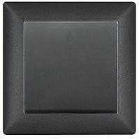 Выключатель Gunsan Visage 01 28 34 00 150 101 (черный) -