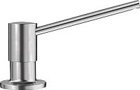 Дозатор встраиваемый в мойку Blanco Torre / 521541 (нержавеющая сталь) -